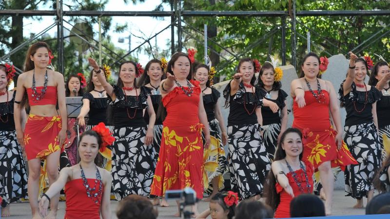 アロハフェスティバル in TAKAMATSU メインステージ ⑦_d0246136_22015892.jpg
