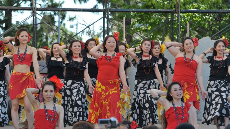 アロハフェスティバル in TAKAMATSU メインステージ ⑦_d0246136_22020515.jpg