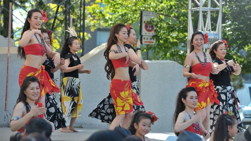 アロハフェスティバル in TAKAMATSU メインステージ ⑦_d0246136_22021265.jpg