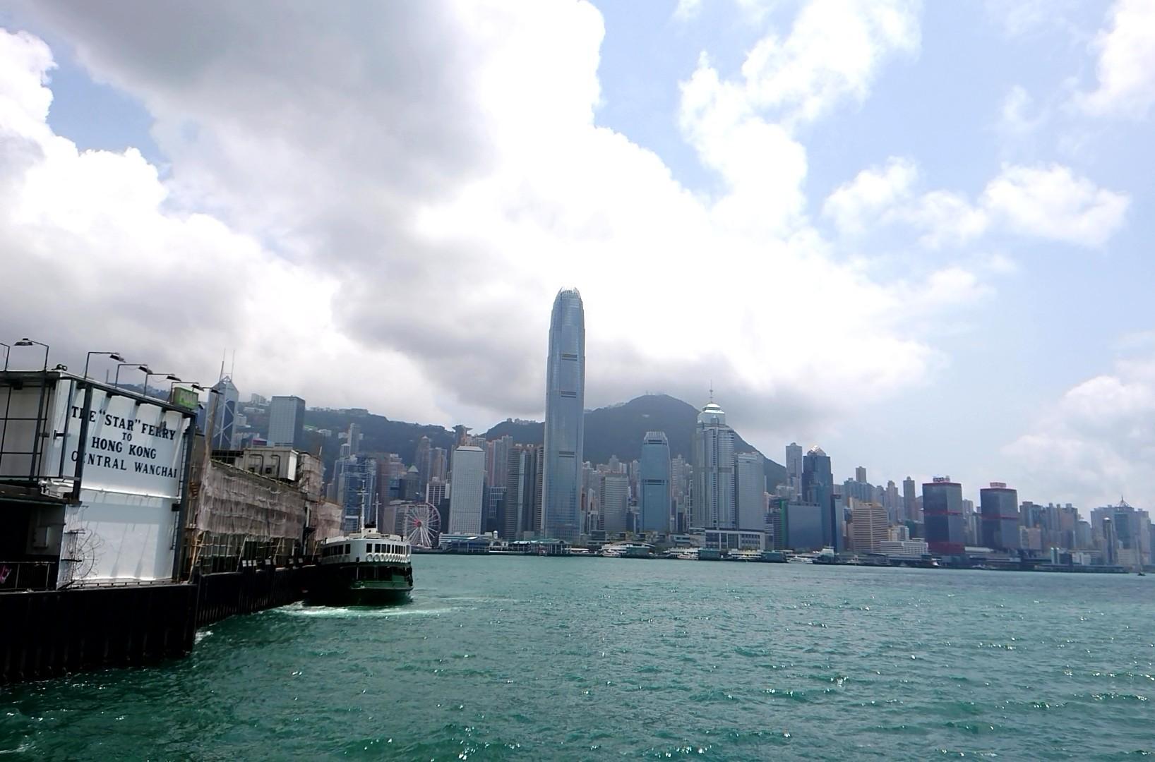 香港4日目スターフェリーに乗りました_a0098948_20322172.jpg
