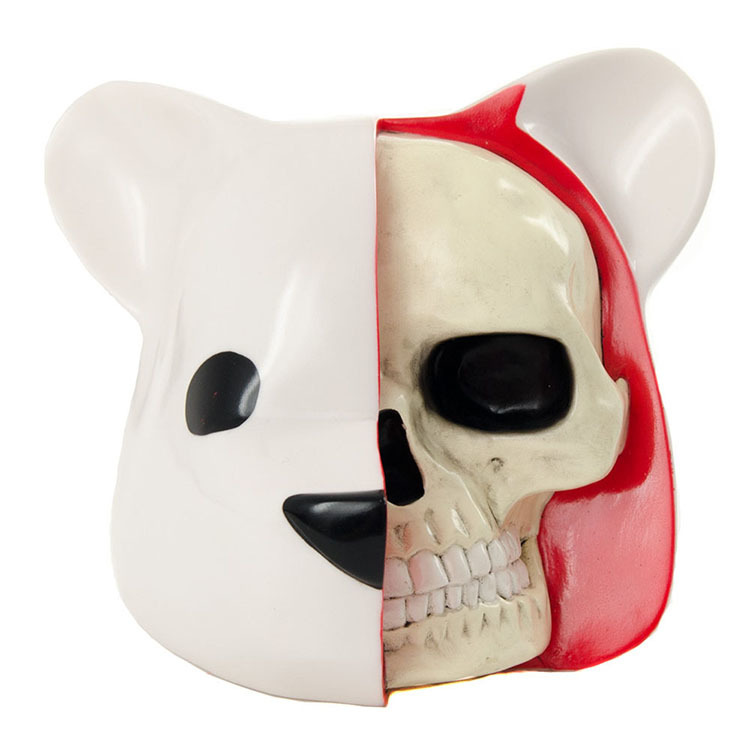 Dissected Bear Head by Luke Chueh_e0118156_21440072.jpg