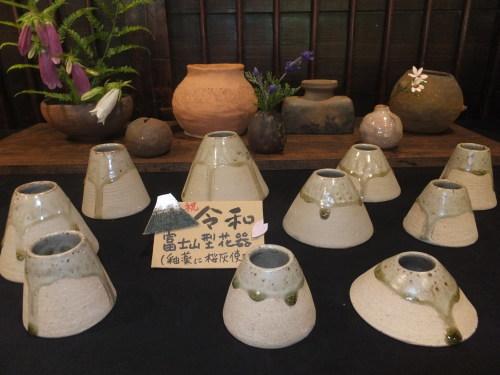 楽しい植木鉢と花器・二人展~1_d0336460_12274091.jpg