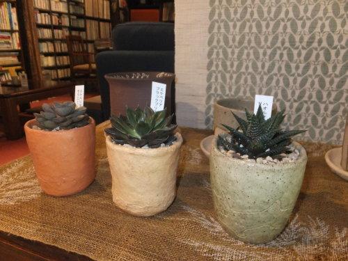楽しい植木鉢と花器・二人展~2(記録用)_d0336460_20282762.jpg