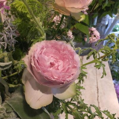 オークリーフ花の教室(山田さんの作品)_f0049672_17340363.jpg