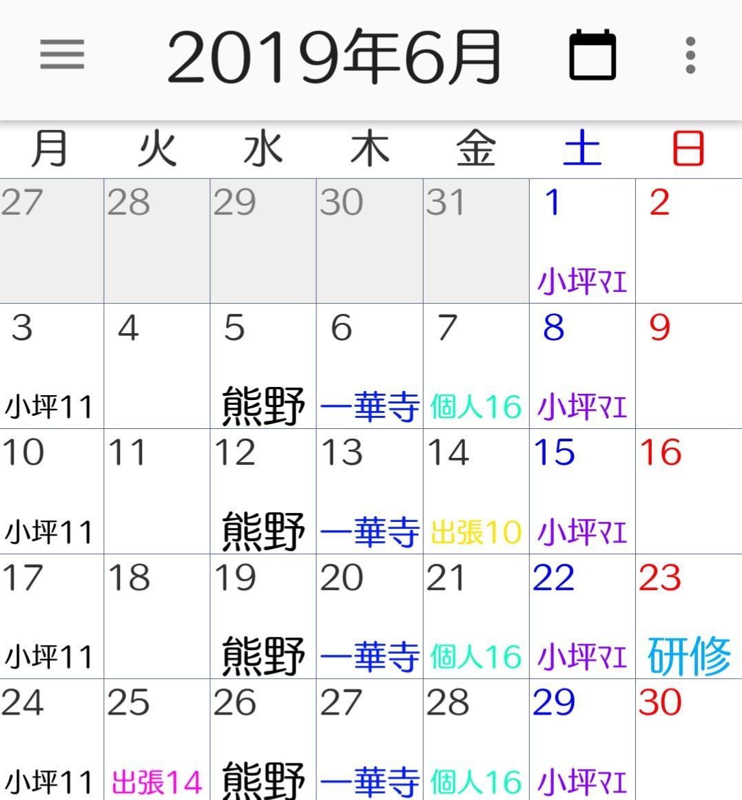 2019年6月の予定・カレンダー_c0366378_12352792.jpg