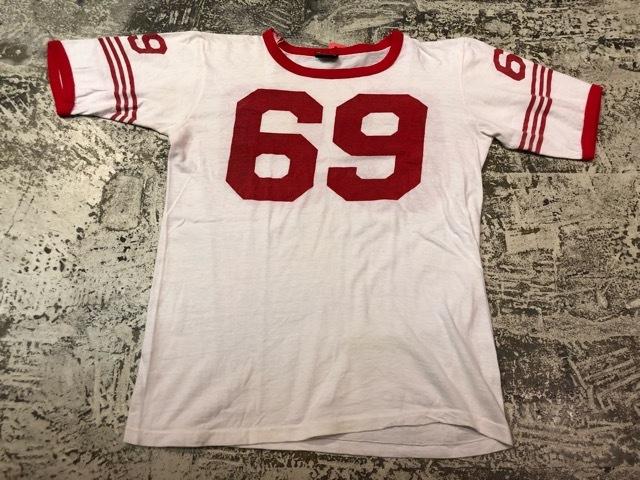 5月22日(水)マグネッツ大阪店ヴィンテージ入荷日!! #5 VintageT-Shirt編! Numberin & Print、Ringer!!_c0078587_00121765.jpg