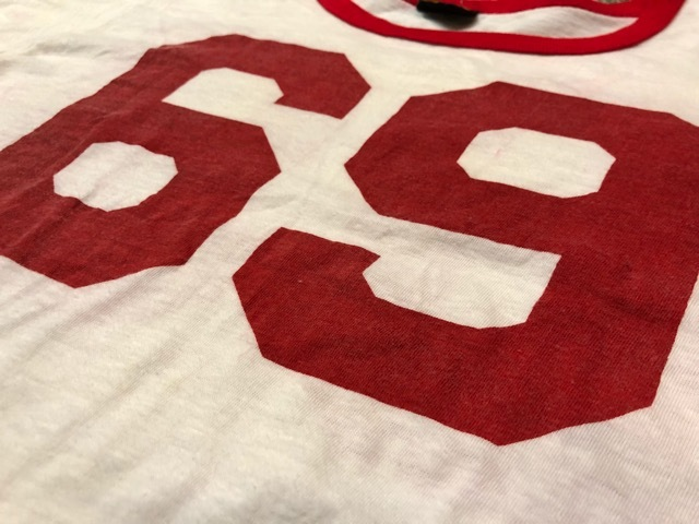 5月22日(水)マグネッツ大阪店ヴィンテージ入荷日!! #5 VintageT-Shirt編! Numberin & Print、Ringer!!_c0078587_00132719.jpg
