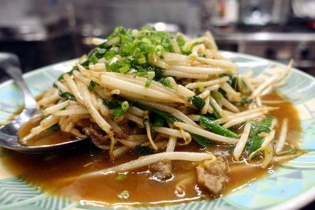 炒麺処 可門 @ここにしかない味を求めて_b0118001_22051137.jpg