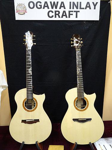 今年も楽しみました! TOKYOハンドクラフトギターフェス2019_c0137404_10451152.jpg