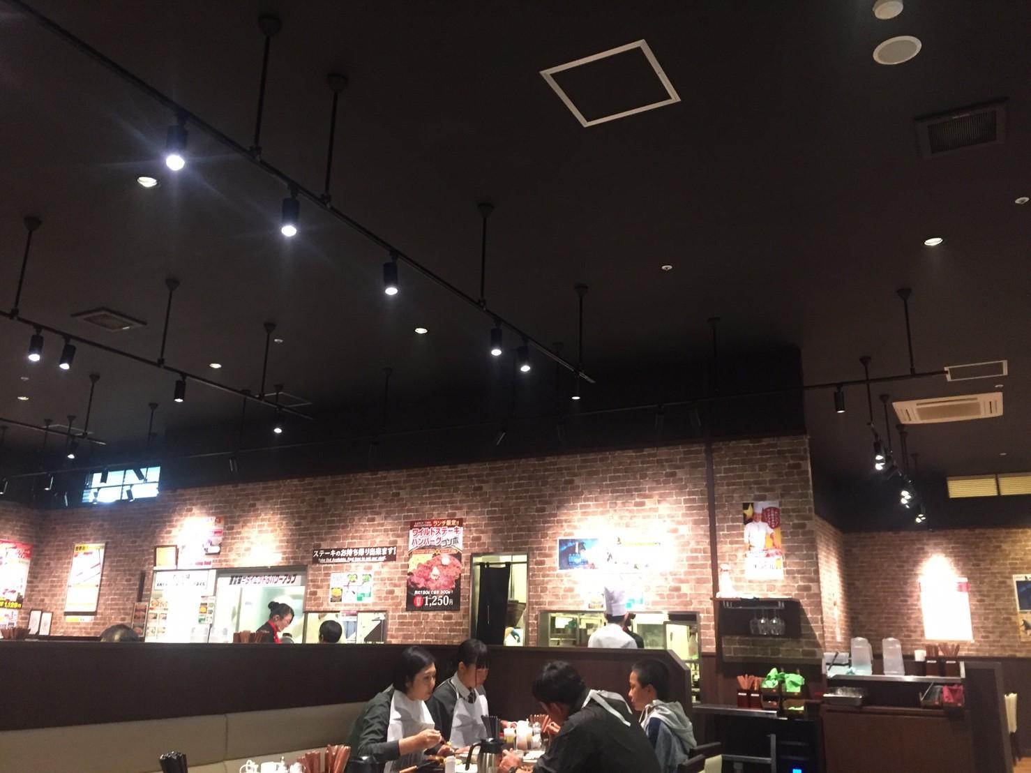 いきなりステーキ イオンモール鳥取北店_e0115904_03024316.jpg