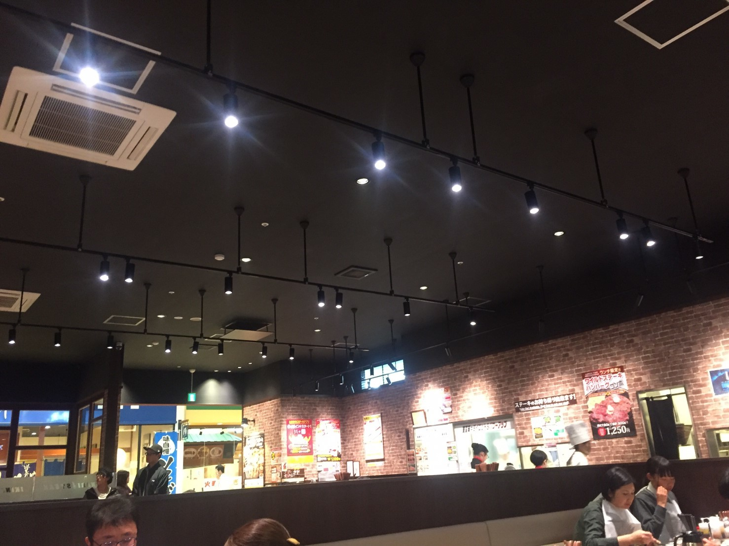 いきなりステーキ イオンモール鳥取北店_e0115904_03024374.jpg