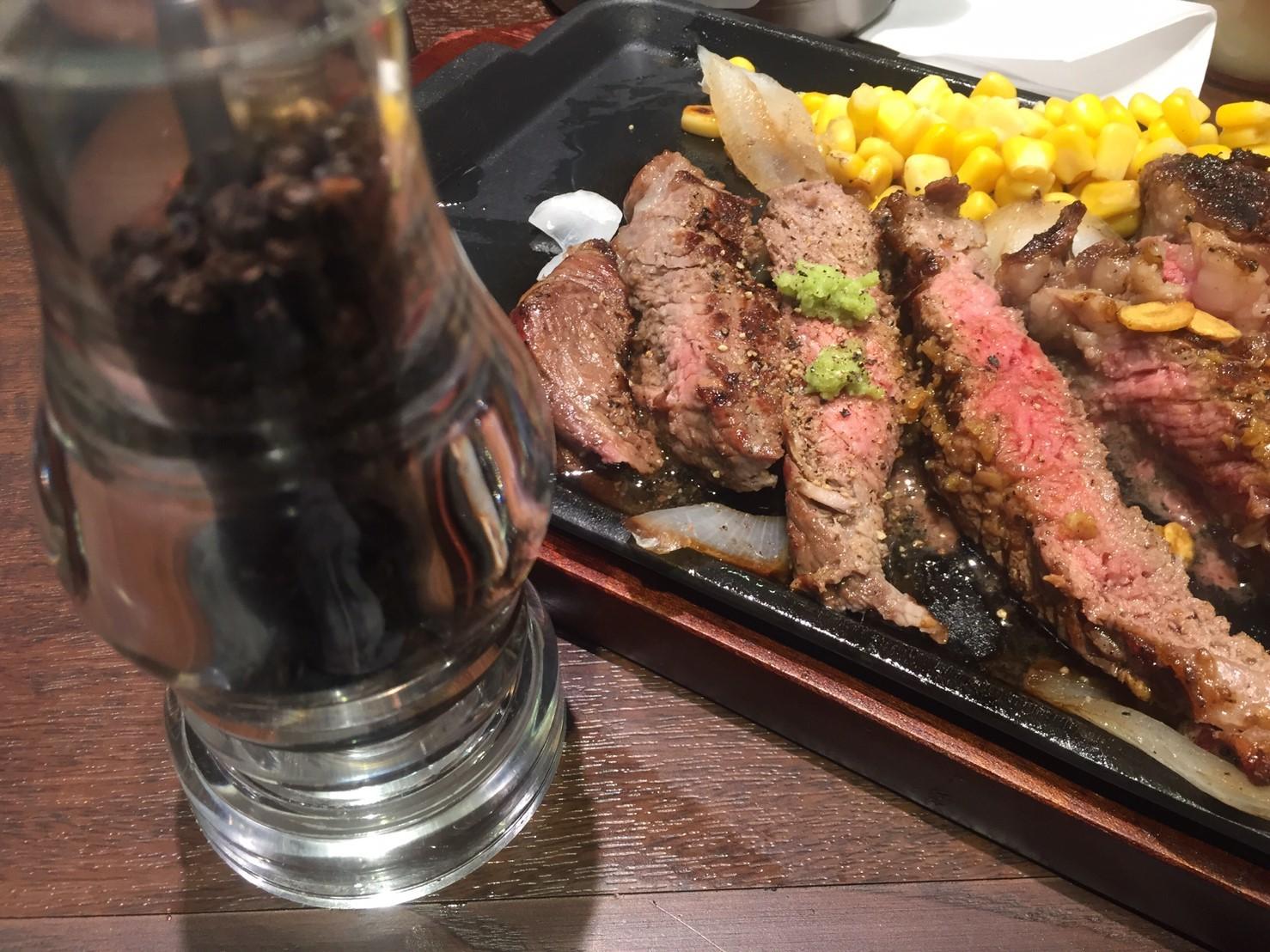いきなりステーキ イオンモール鳥取北店_e0115904_03531031.jpg