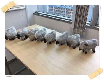 『 羊毛フェルト ベーシック  』講座_c0357605_14312020.jpg