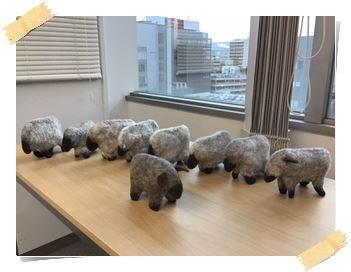 『 羊毛フェルト ベーシック  』講座_c0357605_14312301.jpg