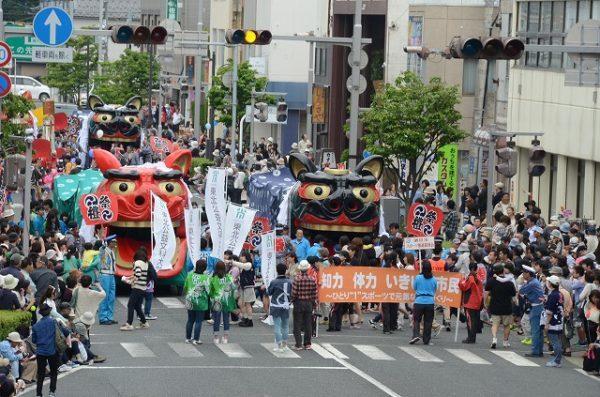 酒田山王祭り(5.19~21)_c0113928_09005456.jpg