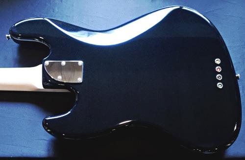 「Black Mica MetallicのStandard-J」1本目が完成です!_e0053731_16023874.jpg