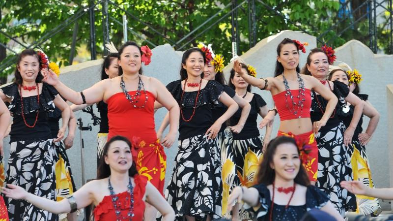 アロハフェスティバル in TAKAMATSU メインステージ ⑦_d0246136_00502365.jpg