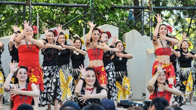 アロハフェスティバル in TAKAMATSU メインステージ ⑦_d0246136_00510130.jpg