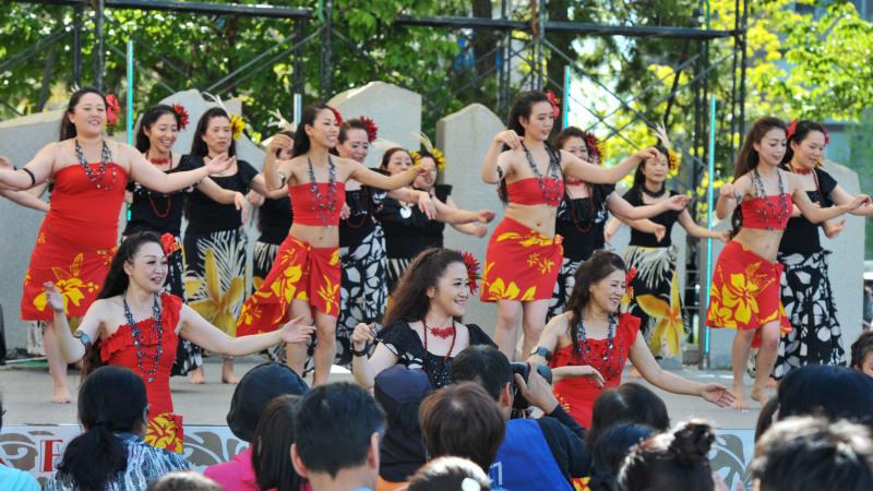 アロハフェスティバル in TAKAMATSU メインステージ ⑦_d0246136_00510659.jpg