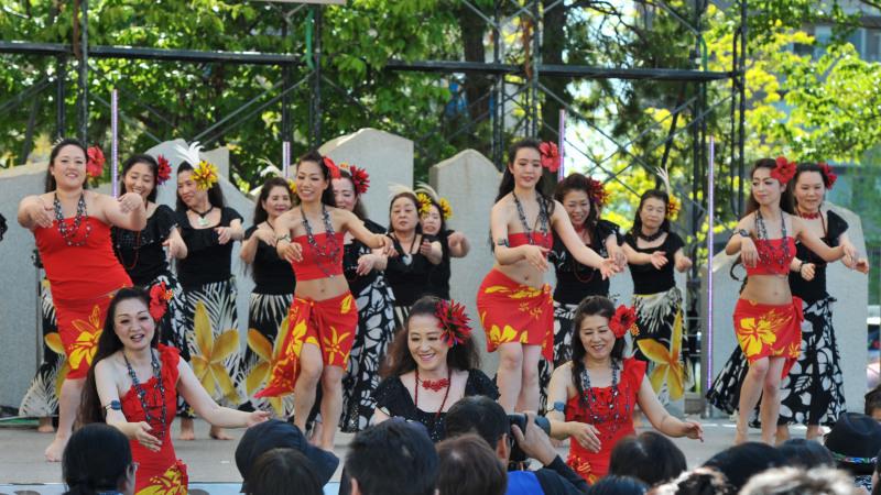 アロハフェスティバル in TAKAMATSU メインステージ ⑦_d0246136_00511075.jpg