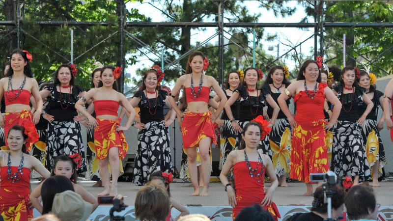 アロハフェスティバル in TAKAMATSU メインステージ ⑦_d0246136_00512011.jpg