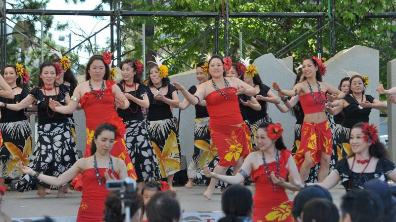 アロハフェスティバル in TAKAMATSU メインステージ ⑦_d0246136_00512954.jpg