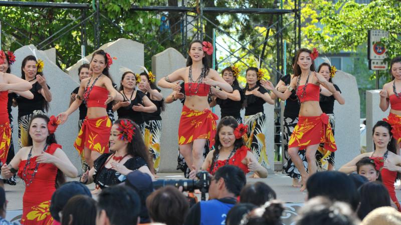 アロハフェスティバル in TAKAMATSU メインステージ ⑦_d0246136_00513423.jpg