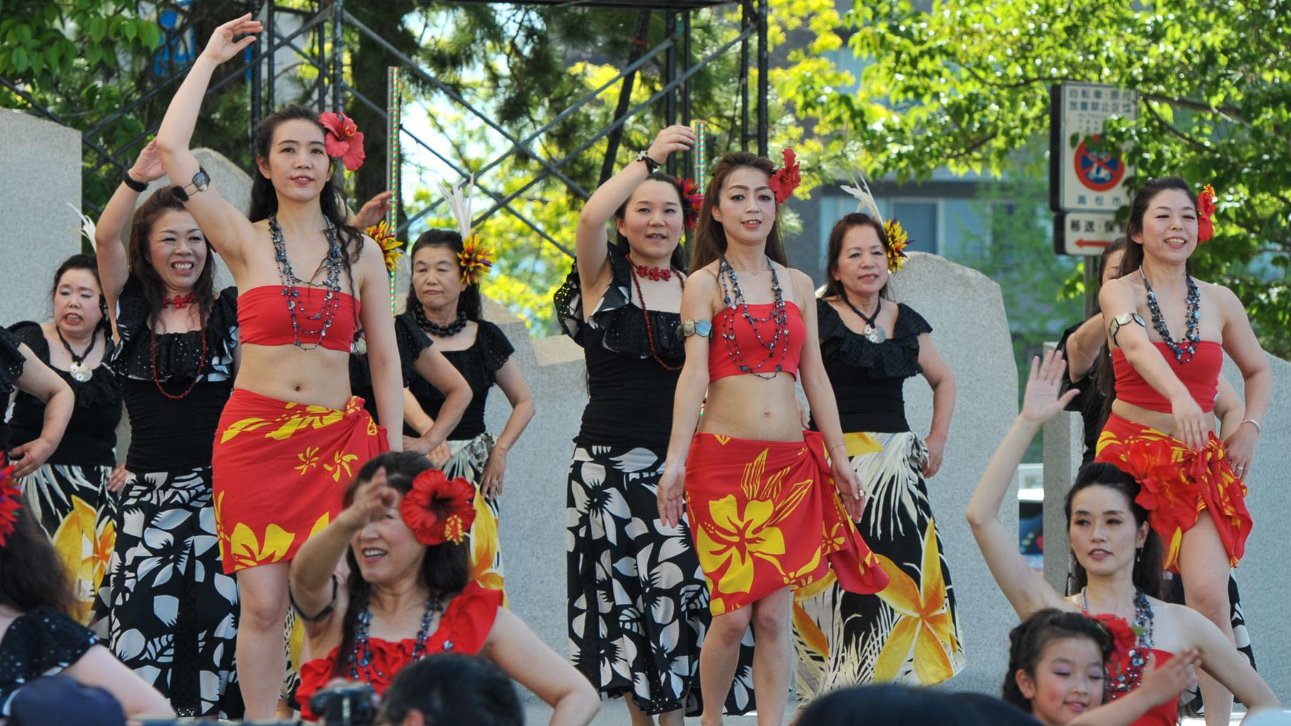 アロハフェスティバル in TAKAMATSU メインステージ ⑦_d0246136_00513939.jpg