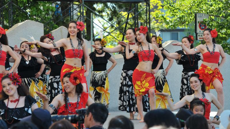 アロハフェスティバル in TAKAMATSU メインステージ ⑦_d0246136_00514700.jpg