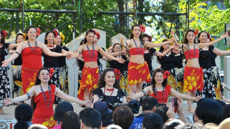 アロハフェスティバル in TAKAMATSU メインステージ ⑦_d0246136_00515131.jpg