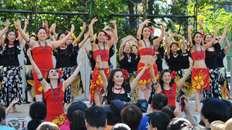 アロハフェスティバル in TAKAMATSU メインステージ ⑦_d0246136_00515534.jpg