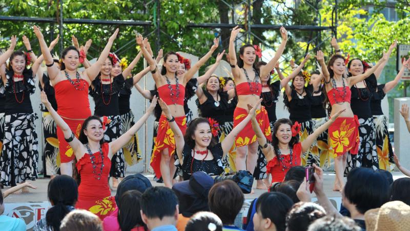 アロハフェスティバル in TAKAMATSU メインステージ ⑦_d0246136_00520077.jpg