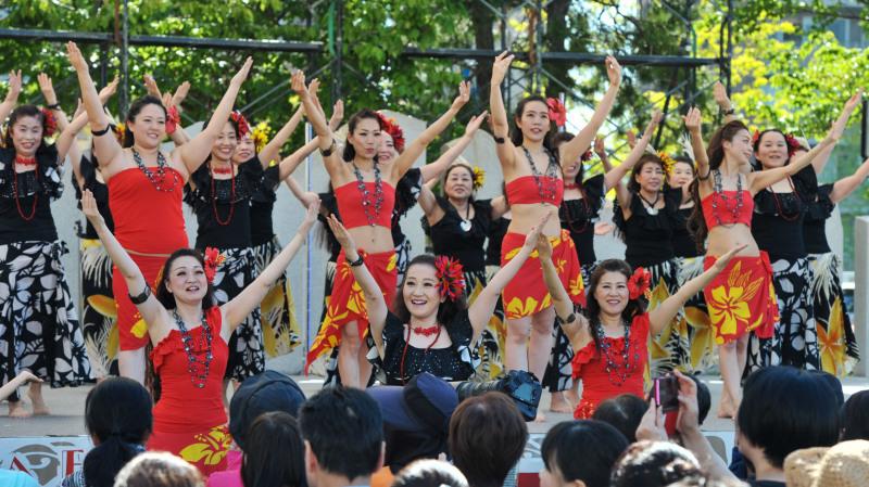 アロハフェスティバル in TAKAMATSU メインステージ ⑦_d0246136_00520570.jpg