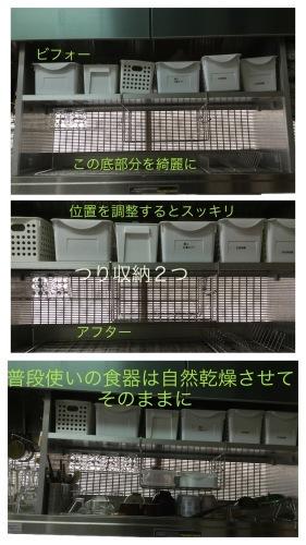 ホームパーティ &  定期的拭き掃除にトライ & 水漏れ!_a0084343_08131578.jpeg