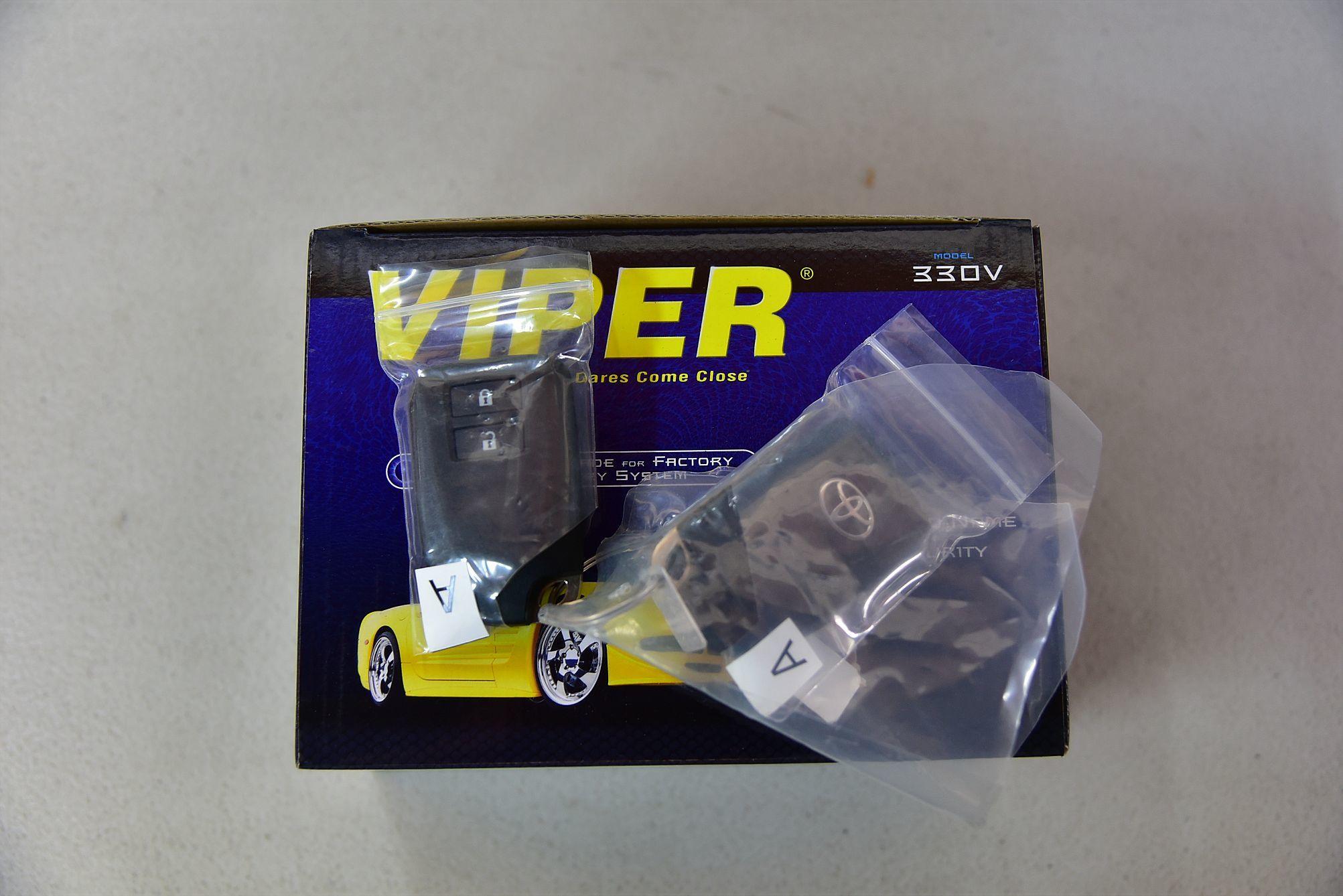 ハイエースにVIPER330Vを取り付け_c0199344_17221832.jpg
