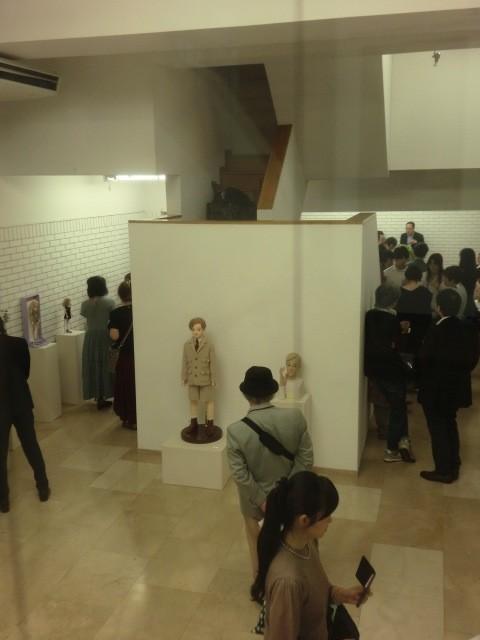 『第38回 エコール・ド・シモン人形展 』開催中_d0079147_16205422.jpg