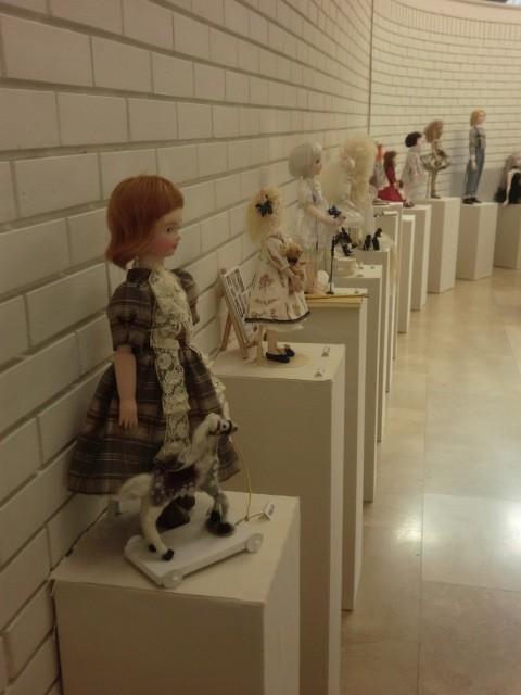 『第38回 エコール・ド・シモン人形展 』開催中_d0079147_16210850.jpg