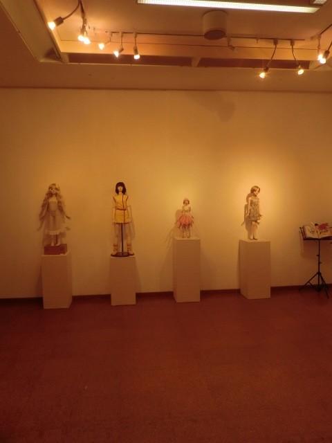 『第38回 エコール・ド・シモン人形展 』開催中_d0079147_16211808.jpg
