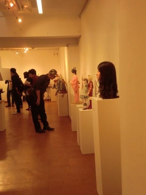 『第38回 エコール・ド・シモン人形展 』開催中_d0079147_16213339.jpg