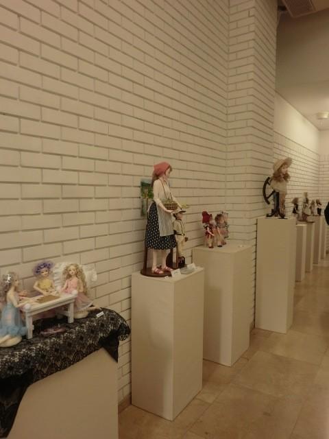 『第38回 エコール・ド・シモン人形展 』開催中_d0079147_16214780.jpg