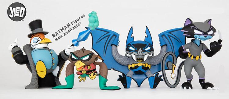 DC Artists\' Alley Batman Series by Joe Ledbetter_e0118156_11560097.jpg