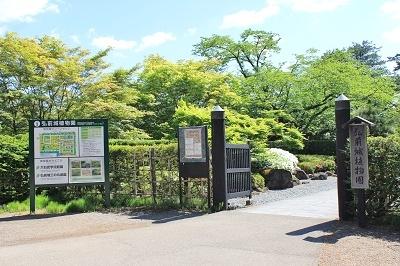 花盛りの弘前城植物園へ_2019.05.22_d0131668_13141021.jpg