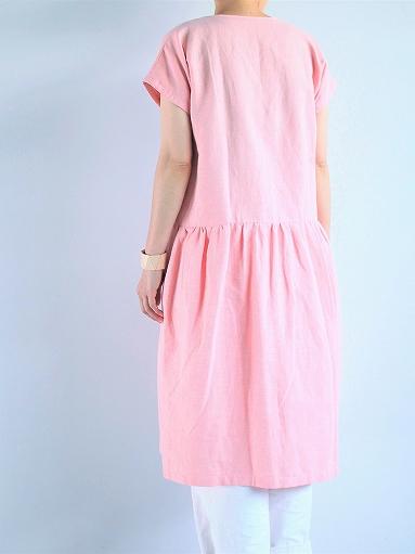 Worker's Nobility Land dress / Frambuesa herringbone_b0139281_16185779.jpg