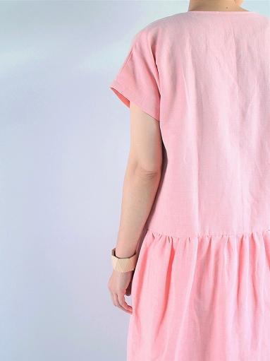 Worker's Nobility Land dress / Frambuesa herringbone_b0139281_16195274.jpg