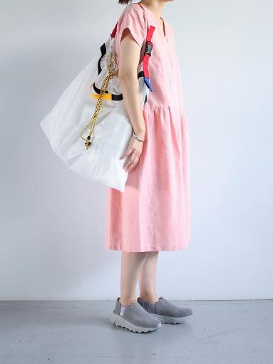 Worker's Nobility Land dress / Frambuesa herringbone_b0139281_16204269.jpg