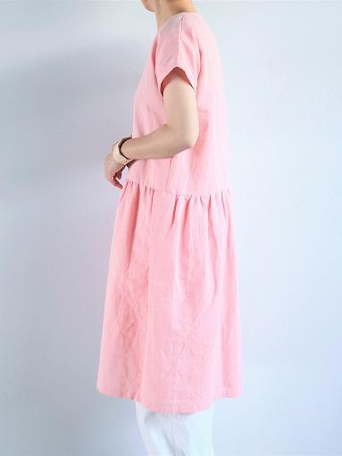Worker's Nobility Land dress / Frambuesa herringbone_b0139281_162051.jpg
