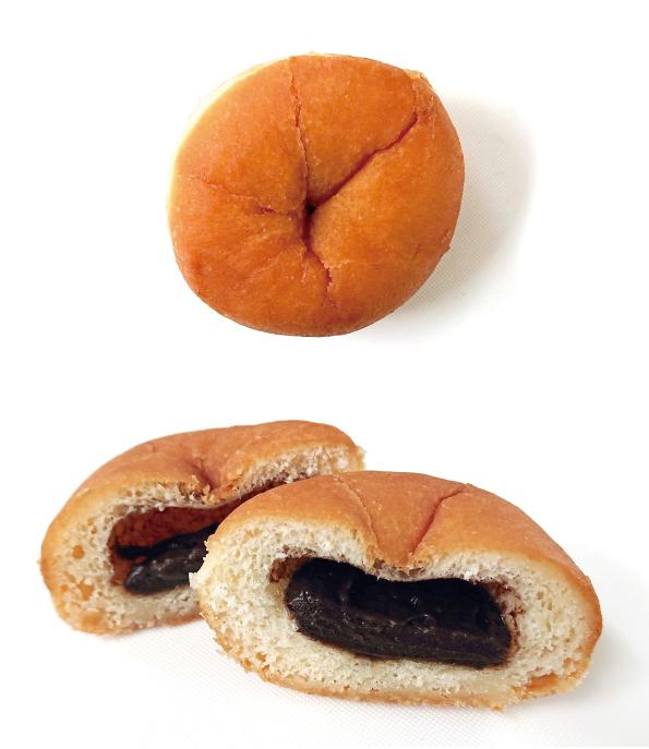 【袋ドーナツ】ロバパン「もっち〜りチョコドーナツ」【しっとり感がたまらん】_d0272182_16202282.jpg