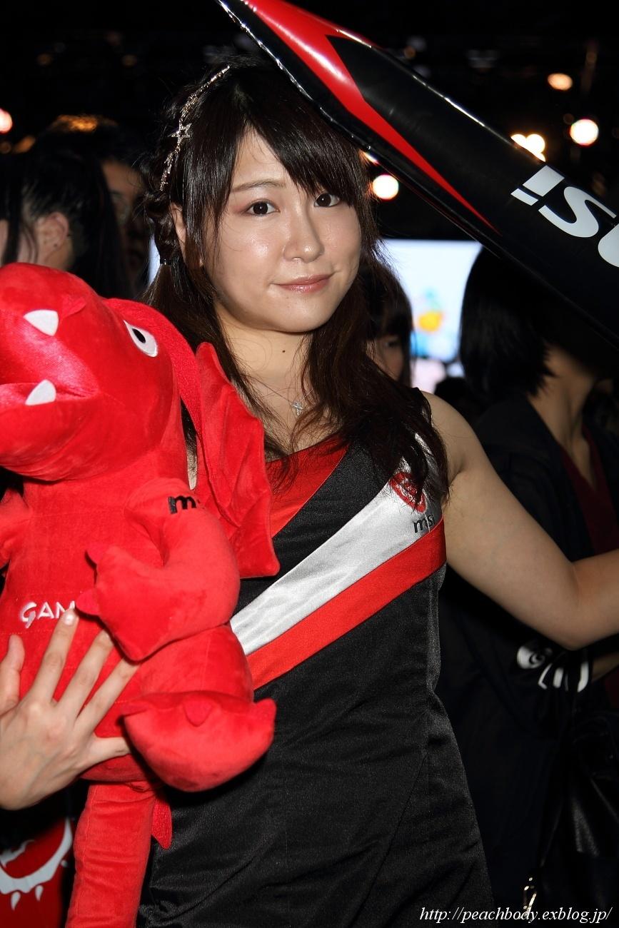 少女 零 さん(MICRO-STAR INTERNATIONAL ブース)_c0215885_23221988.jpg
