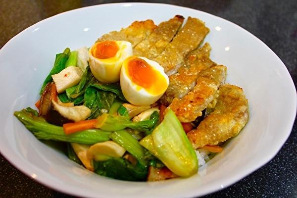 台湾3大肉めしのひとつ、パイコー飯と台湾風おかずを作ってみた。_a0223786_07153992.jpg