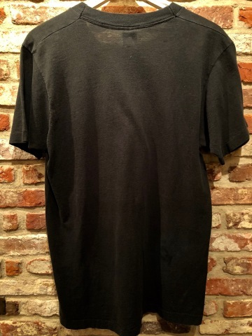 "1980s "" FRUIT OF THE LOOM \"" 100% cotton - BLACK - VINTAGE POCKET Tee SHIRTS × 4P - WHITE - × 4P ._d0172088_17552242.jpg"